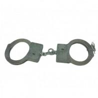 Полицейские наручники БРС (оцинкованные, 1 ключ)